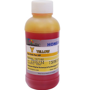 Чернила DCTec для HP T610 Yellow (Y) 200 ml