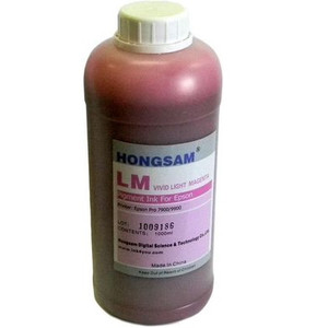 Чернила DCTec для Epson 7900 Pigment Vivid Light Magenta (VLM) 1000 ml