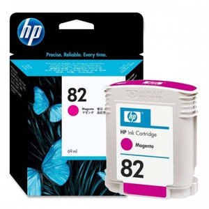 HP №82 Magenta Ink Cartridge CH567A