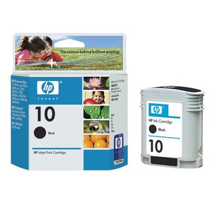 HP №10 Black Ink Cartridge C4844A
